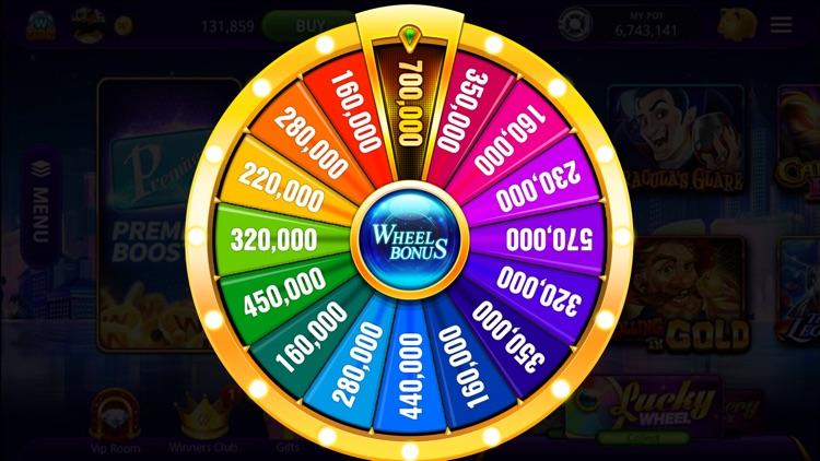 DoubleU Casino: Vegas Slots screenshot-4