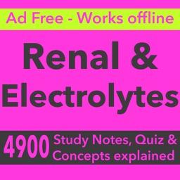 Renal & Electrolytes Exam Prep