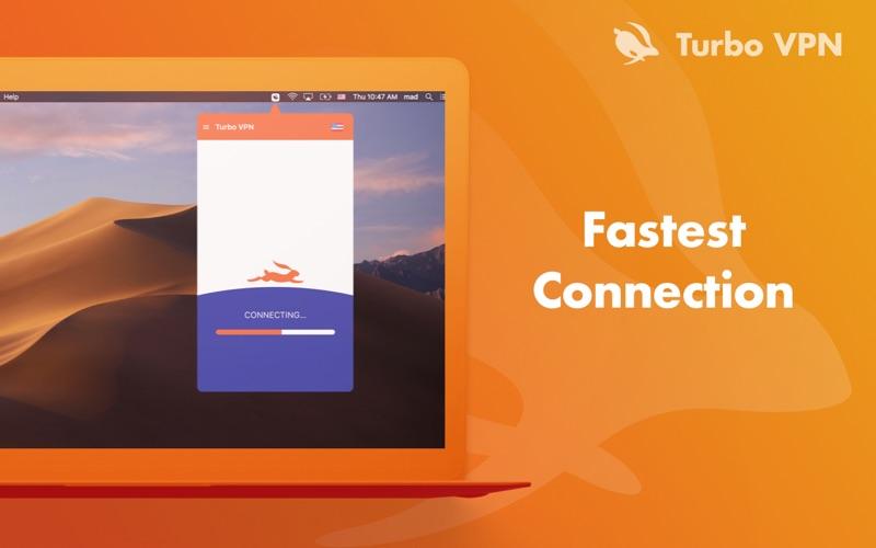 Turbo VPN Screenshot
