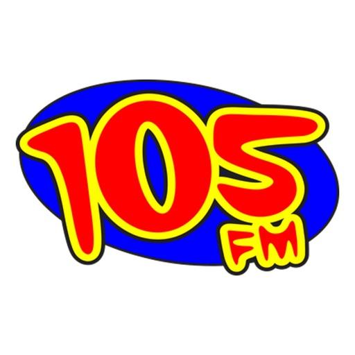 105 FM Frutal MG icon