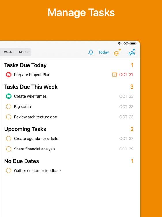 Re:Schedule Calendar & Planner screenshot-3