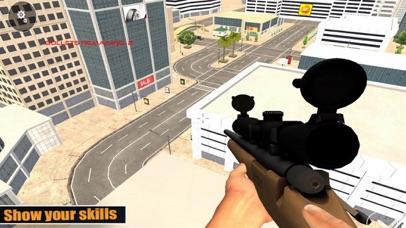 Hunter Mafia City 3D screenshot 3