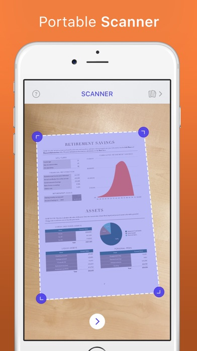 Scanner' Screenshot