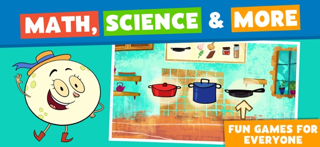 ‎PBS KIDS Games Screenshot