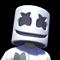 App Icon for Marshmello Music Dance App in United States IOS App Store