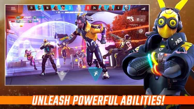 Shadowgun War Games - PvP FPS screenshot-4