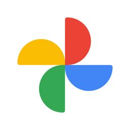 Ícone do app Google Fotos