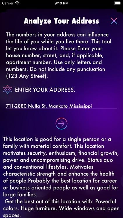 Numerology & Astrology screenshot-9