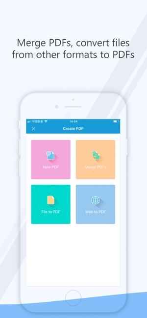 Foxit Mobile Pdf Edit Convert On The App Store