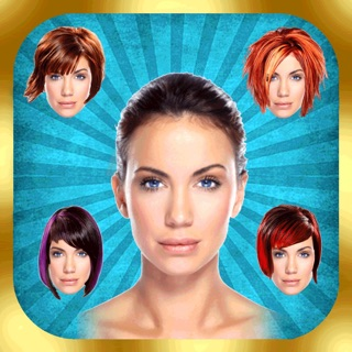 Hairstyle Try On On The App Store