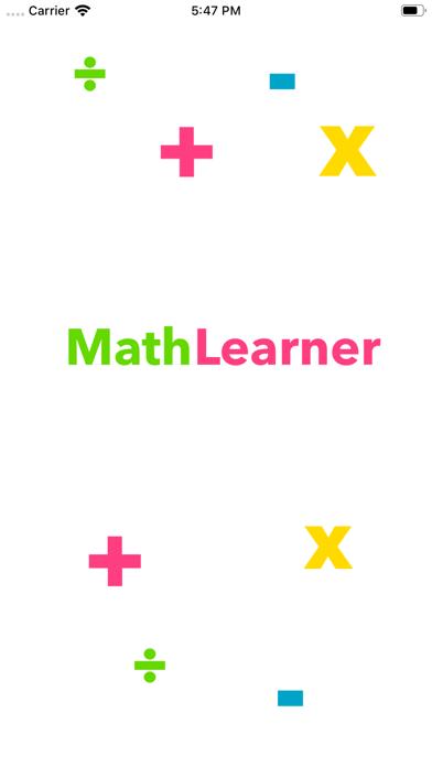 点击获取MathLearner