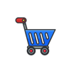 Shopping Stickers Pack