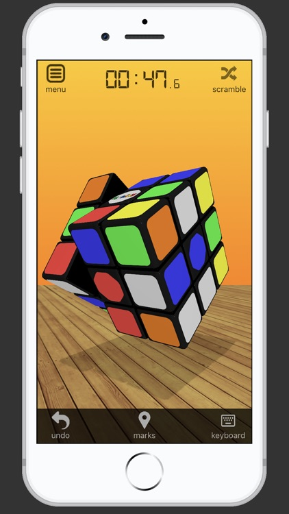 3D Rubik's Cube Solver screenshot-3