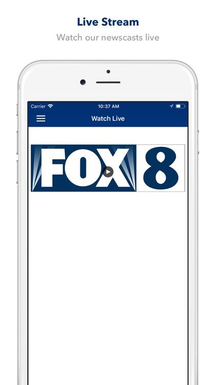 FOX 8 News screenshot-3