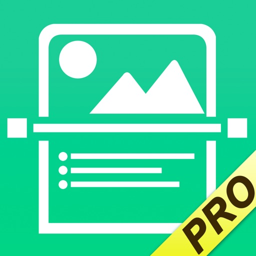 HD Scanner pro-scanner apps
