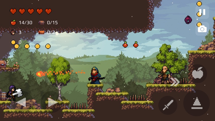 Apple Knight screenshot-0