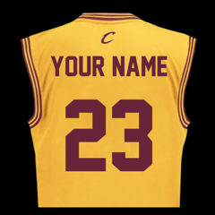 Make Your Basketball Jersey