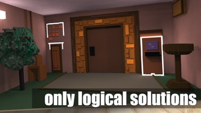 Room escape in voxels screenshot 13