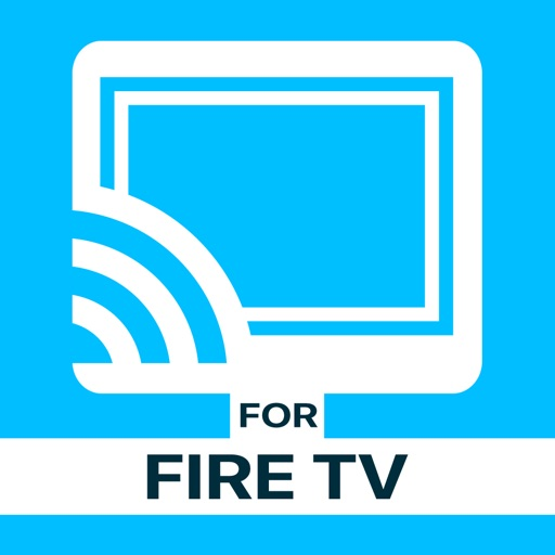 Video & TV Cast | Fire TV App icon