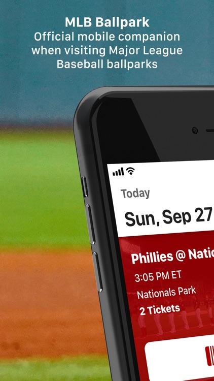 MLB Ballpark screenshot-0