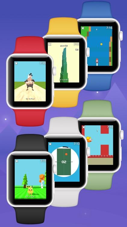 Arcade Watch Games screenshot-1