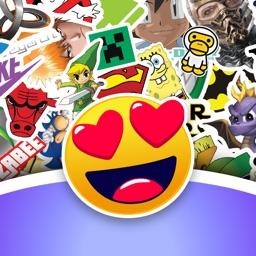 Stickers eMoji Maker Funny