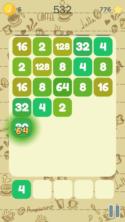 Strike the Tile - Merge 2048 screenshot-9