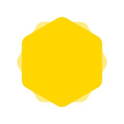 Ícone do app Letter Hive