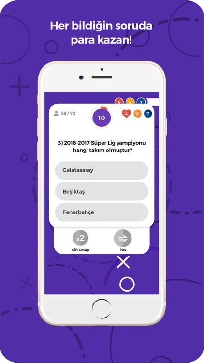 Oyna Kazan - Bilgi Yarışması screenshot-3
