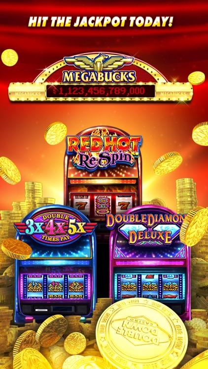 DoubleDown™- Casino Slots Game screenshot-3