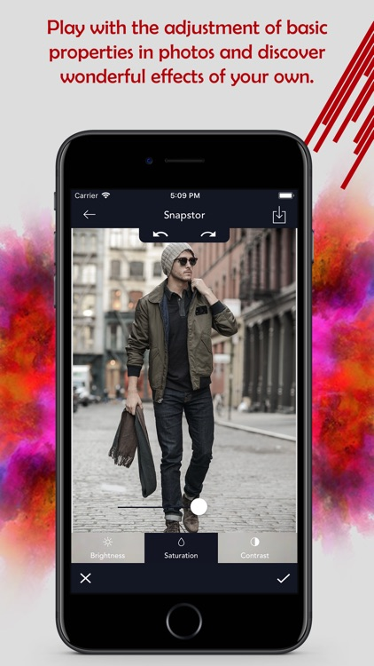 Snapstor - Best Photo Editor screenshot-8