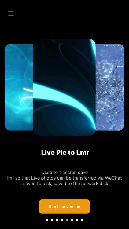 VTLMaker-Video To LivePhoto screenshot-4
