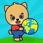Jogo puzzle de bebês 2-4 anos icon