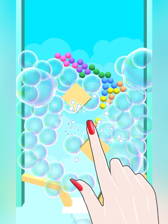 Bubble Ball Rush screenshot 5