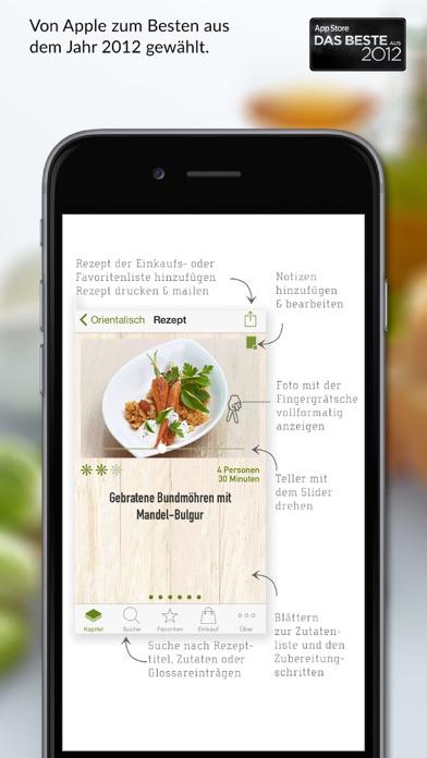 Screenshot for Go Veggie! in Germany App Store