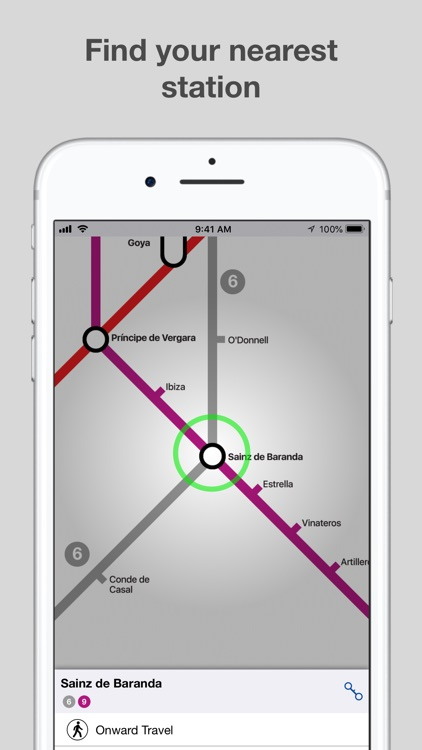 Madrid Metro - Map and Routes screenshot-3