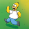 App Icon for The Simpsons™: Tapped Out App in Estonia IOS App Store