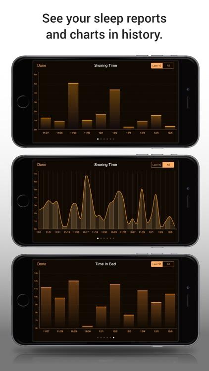 Snore Control Pro screenshot-4