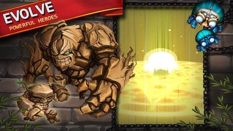 Dungeon Monsters - RPG screenshot-4