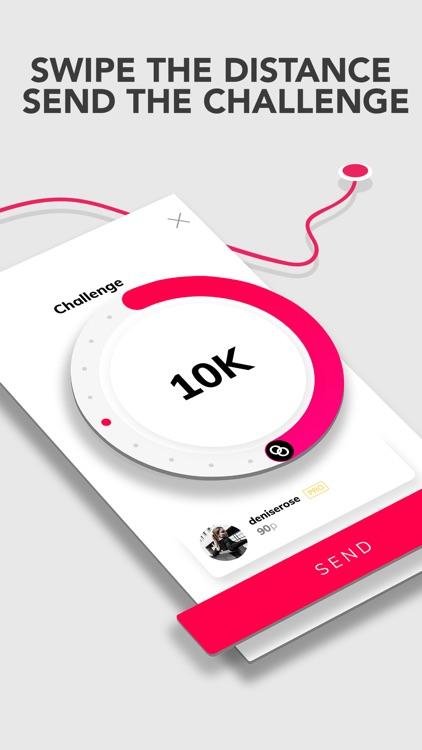 Rooners: Send Challenge & Run!