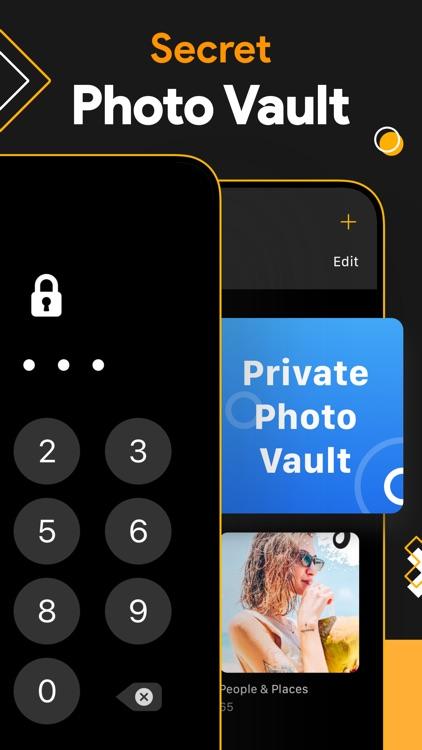 Secret Photo Vault - SPV screenshot-0