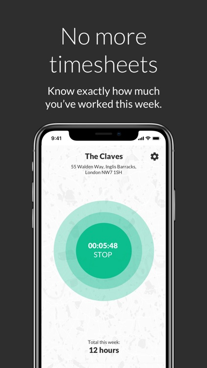 Clockwork: Time tracking