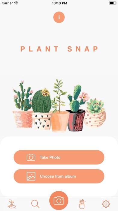 PlantDetect - Plant Identifier Screenshots
