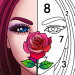 Art Coloring - Color by Number Hack Online Generator  img