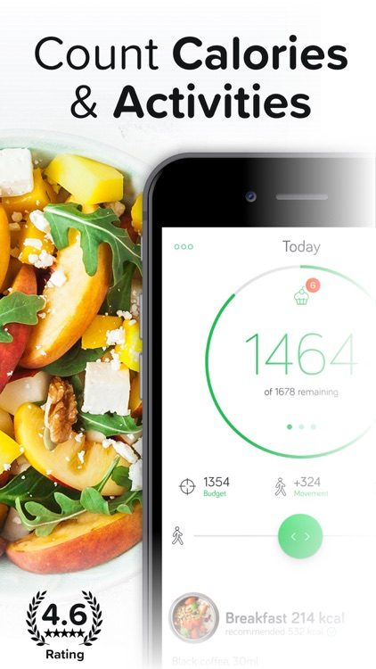 Calorie Calculator & Counting