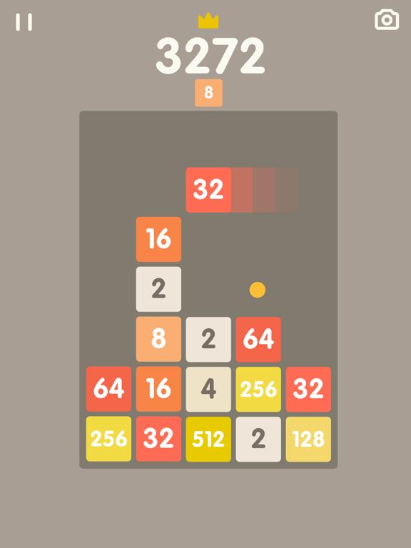 2048 Bricks screenshot