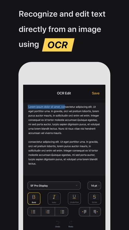 TuboScan: Smart Scanner-App screenshot-3
