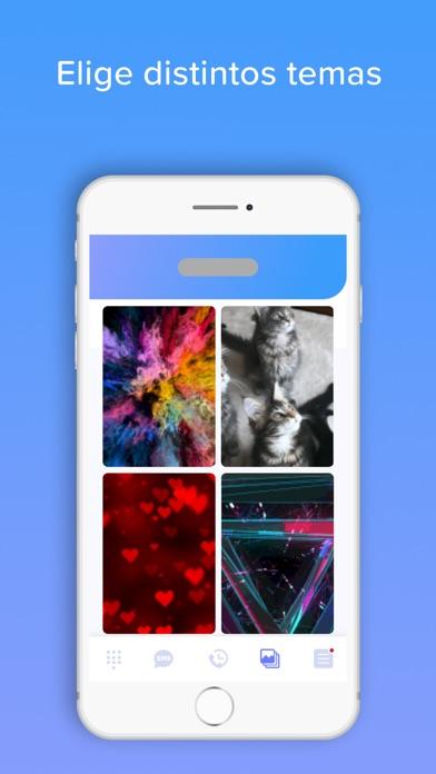 download RingMe: llamadas/SMS con color apps 2