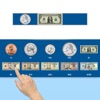 Arranging Coins and Bills USD