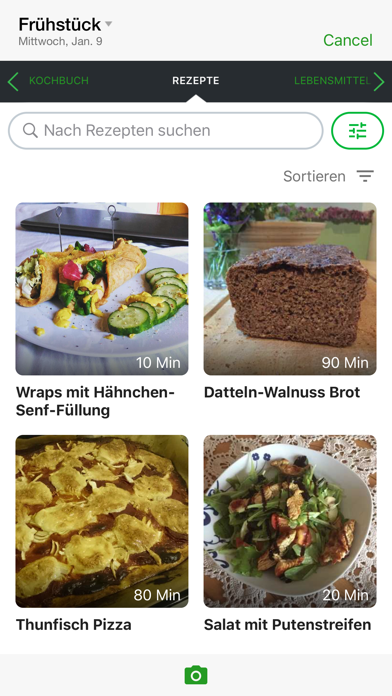 messages.download Kalorienzähler von FatSecret software